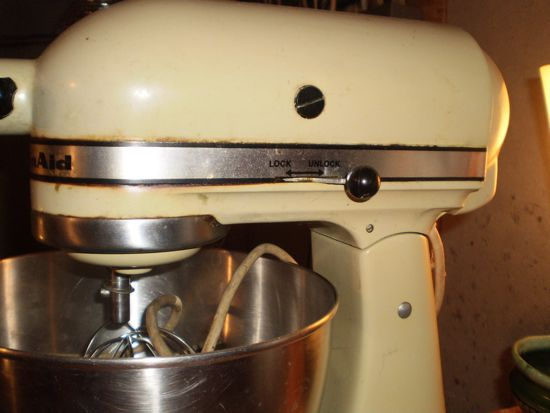 Older Kitchen Aid Refrigerator Attling Noise
