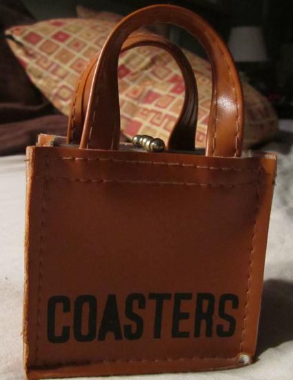 Leather Drink Coasters Australia