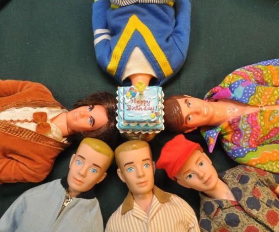 The Allee Willis Museum of Kitsch Happy Birthday Ken Doll