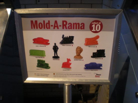 The Allee Willis Museum Of Kitsch 187 Mold A Rama The