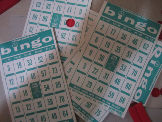 original bingo game