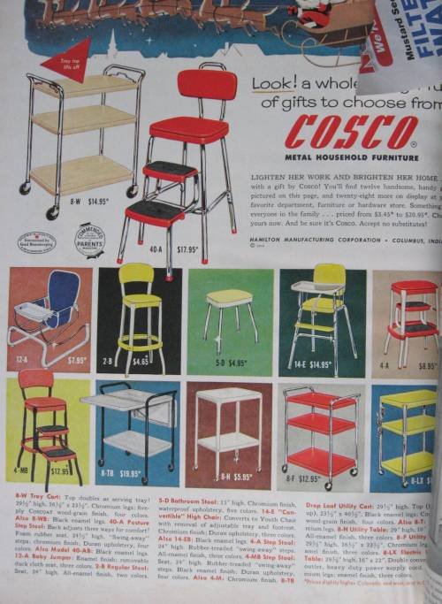 Kitchen Step Stool With Chair