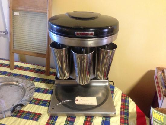multimixer milkshake machine