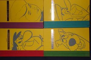 Hanna-Barbera Character Bibles