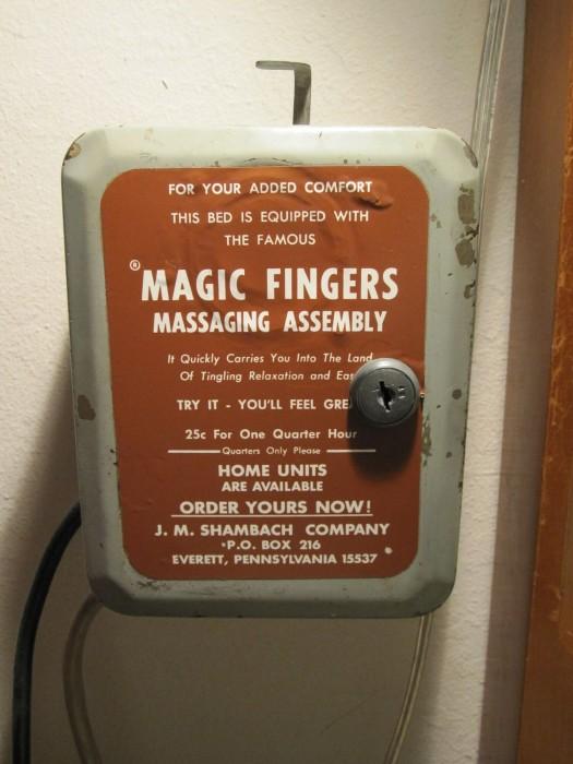 MagicFingers