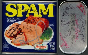 Signed Spam 1