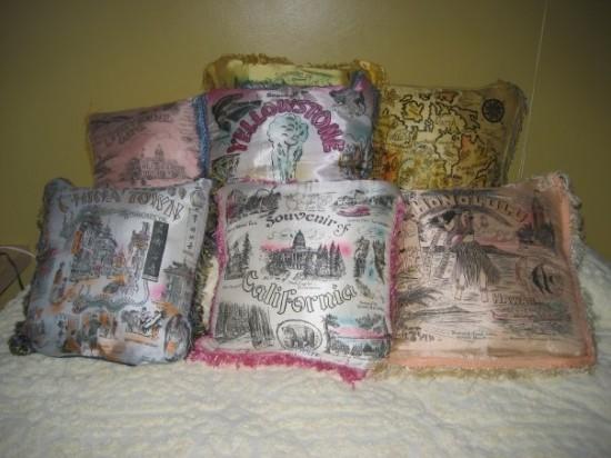 souviner pillows