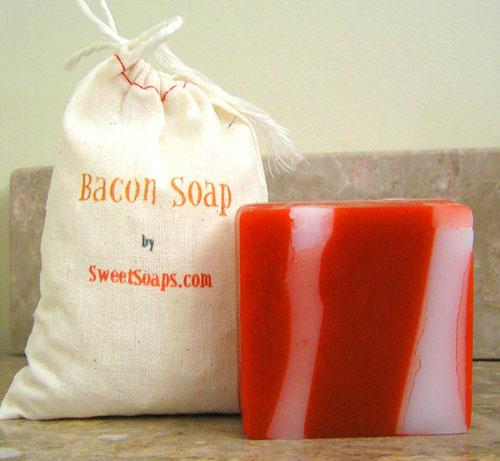 bacon-soap