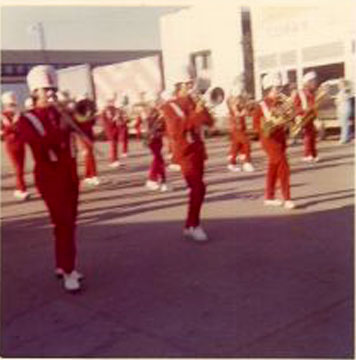 The Allee Willis Museum Of Kitsch 187 Marching Band In Front